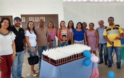 Prefeitura de Inhapi realiza entrega de repelentes à 162 gestantes do município nesta quarta-feira