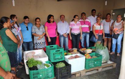 Prefeitura realiza abertura oficial de lançamento do programa PAA no município de inhapi