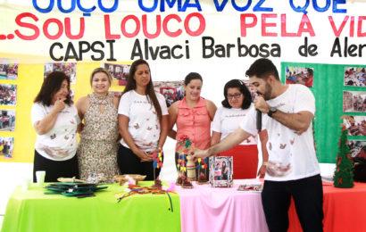 Prefeitura de Inhapi realiza dia da luta antimanicomial em feira livre